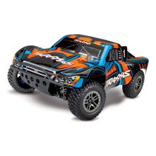 TRAXXAS SLASH ULTIMATE 4X4 BRUSHLESS SHORT COURSE RACE TRUCK - ORANGE