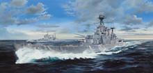TRUMPETER HMS Hood Battle Cruiser