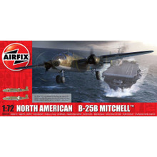 AIRFIX NORTH AMERICAN B25B MITCHELL 'DOOLITTLE RAID'