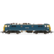 HORNBY BR, CLASS 87, BO-BO, 87001 (DUAL NAMED) 'ROYAL SCOT' AND 'STEPHENSON' - ERA 11
