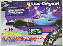 SCALEXTRIC DIGI M/PROCESSOR - F1