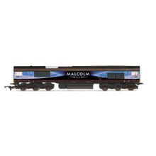 HORNBY MALCOLM RAIL, CLASS 66, CO-CO, 66434 - ERA 10