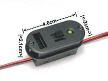 TY1 RX SWITCH HARNESS 6V SPY (  6 TO 6.6 VOLT ONLY )