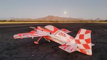 "JTA Innovations 33"" MXS RED Inc motor & speed controller Profile Plane"