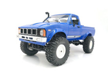 WPL C24 1/16 RC PICK-UP TRUCK RTR ( BLUE )