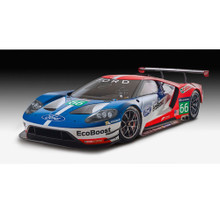 REVELL FORD GT - LE MANS 1:25