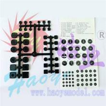 HY039-00101 Scale Instrument Bezel & Sticker Set pannel
