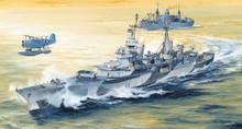 USS Indianapolis CA-35  1/350