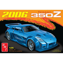 AMT 1220 1/24 2006 Nissan 350Z Plastic Model Kit