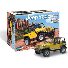 REVELL JEEP WRANGLER RUBICON SPECIAL RELEASE