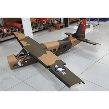 Seagull Models Cessna 208 Grand Caravan EX 85in ARF, Military Scheme ( Limited stock order now to save disappointment. )