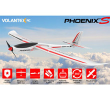 Volantex Phoenix S Glider 1.6m RTF W/ Gyro