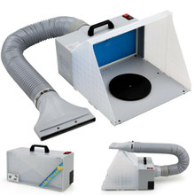 Hseng Spray Booth W/ Exhaust Fan