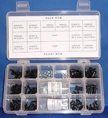 HELICOPTER FASTENER ASSORTMENT