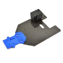 Chassis Plate Carbon Oct (FTX-8374)