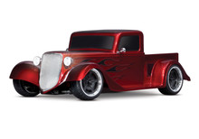 Traxxas Factory Five 1935 Hot Rod Truck RED