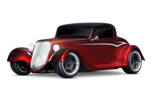 Traxxas Factory Five 1933 Hot Rod Coupe RED