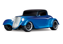 Traxxas Factory Five 1933 Hot Rod Coupe BLUE
