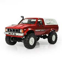 WPL C24 1/16 RC PICK-UP TRUCK RTR ( RED )