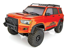 Enduro Trail Truck, Trailrunner RTR, Fire (Requires battery & charger)