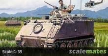 AFV CLUB 35291 1/35 M113A1 LRV PLASTIC MODEL KIT *AUS DECALS*