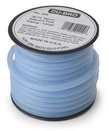 "5/32"" I.D. Silicone Tubing  (1) ( 4 FOOT MIN)"
