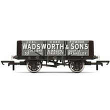 HORNBY 5 PLANK WAGON, WADSWORTH & SONS - ERA 2