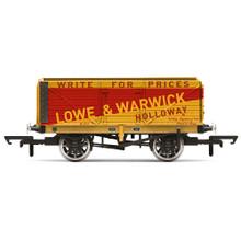 HORNBY 7 PLANK WAGON, LOWE & WARWICK - ERA 2