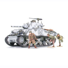 TAMIYA M4A3 SHERMAN 105MM HOWITZER