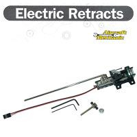 AIRCRAFT MECHANICS ELECTRIC RETRACTS 25-46 SIZE NOSE RETRACT & LEG ONLY