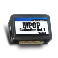 Magic Sing MPOP Collection  Vol. 1 Song Chip