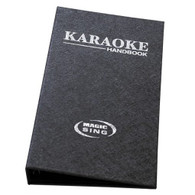 Magic Sing Song Book - BINDER
