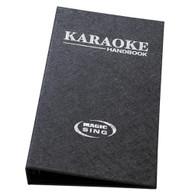 Magic Sing Song Book - BINDER
