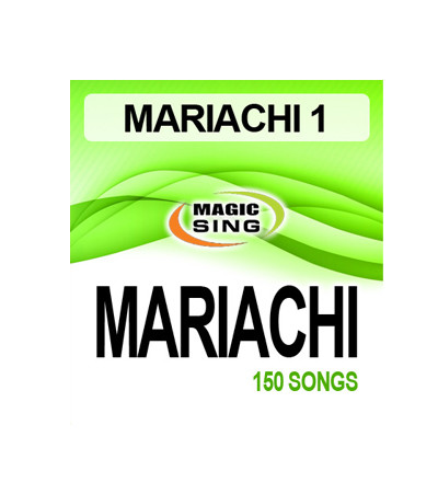 Magic Sing Mariachi 1 (20 pins) song chip