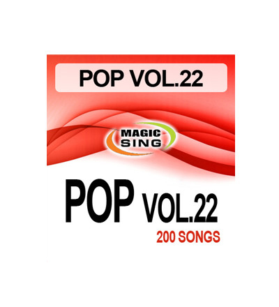 Magic Sing MPop 22 (20 Pins) Song Chip