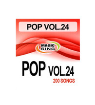 Magic Sing MPop 24 (20 Pins) song chip
