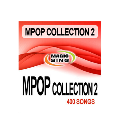 Magic Sing MPop Vol. 3 Song Chip (20 Pins) song chip