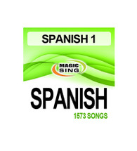 Magic Sing Spanish Song Chip (20 Pins) song chip