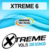 Magic Sing Tagalog Extreme Vol. 6 Song Chip 20 Pins