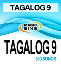 Magic Sing Tagalog 9 Song Chip (20 Pins - ET-28KH)