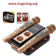 NEW 2021 Magic Sing E5 with 5000+ TAGALOG&ENGLISH songs (FREE 2 Years Subscription) - PROMO PRICE