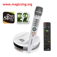 Magic Sing E-2 Tagalog+ English built in 5000 songs (FREE 2 Years Subscription) - Promo Price