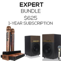 EXPERT BUNDLE  E5 + KP650 + 1 EXTRA YEAR Subscription card