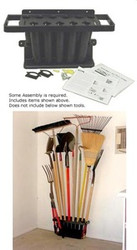 Tools Away - Amazing Tool Organizer that's SPACE-ONOMICAL!!!