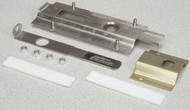 4 bolt Stainless Steel Cylinder Latches
