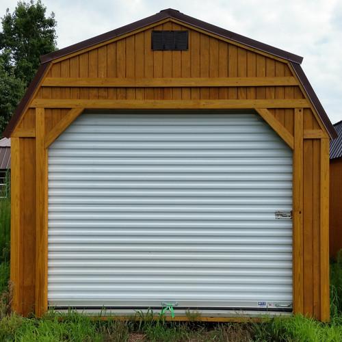 Steel Roll Up Doors For Sheds, Garages & Self Storage