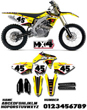 Suzuki MX4 Kit