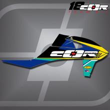 KTM CorTeam Shrouds
