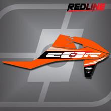 KTM Redline Shrouds