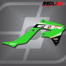 Kawasaki Redline Shrouds